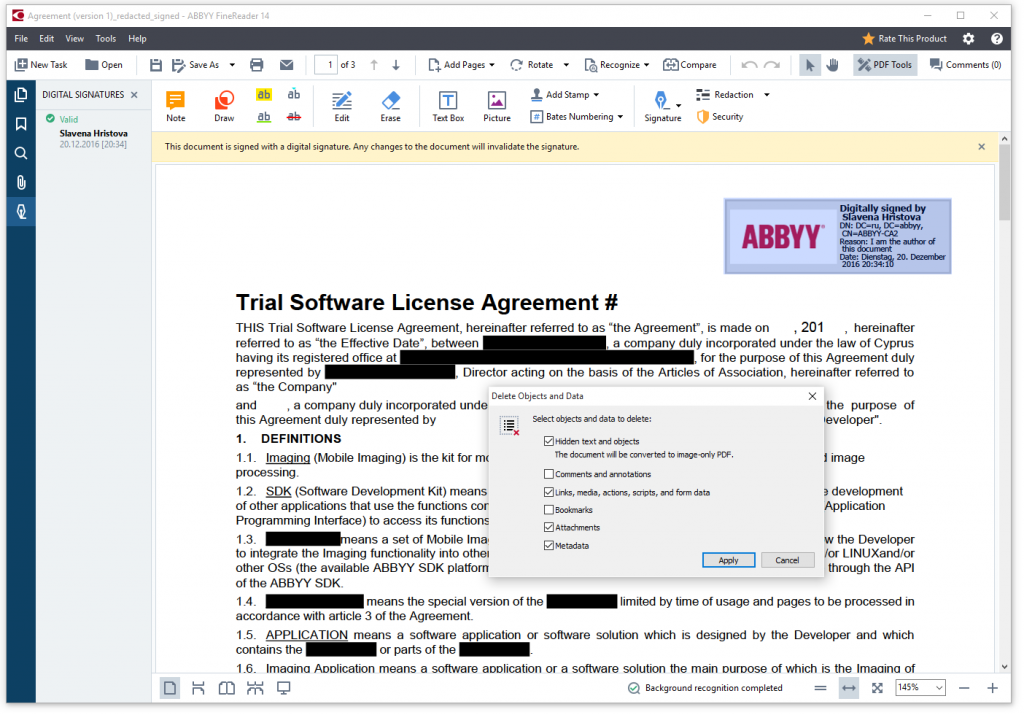 ABBYY FineReader 15 Crack with Torrent Activation Key (Latest)