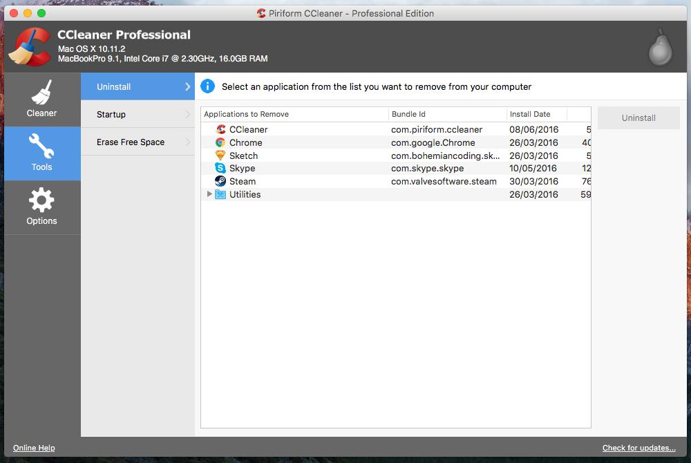 CCleaner Pro 5.67.7763 Crack + License Key Full Version