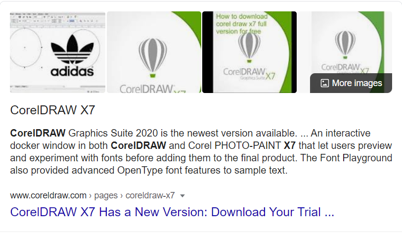 Corel Draw v7.0 serial key or number