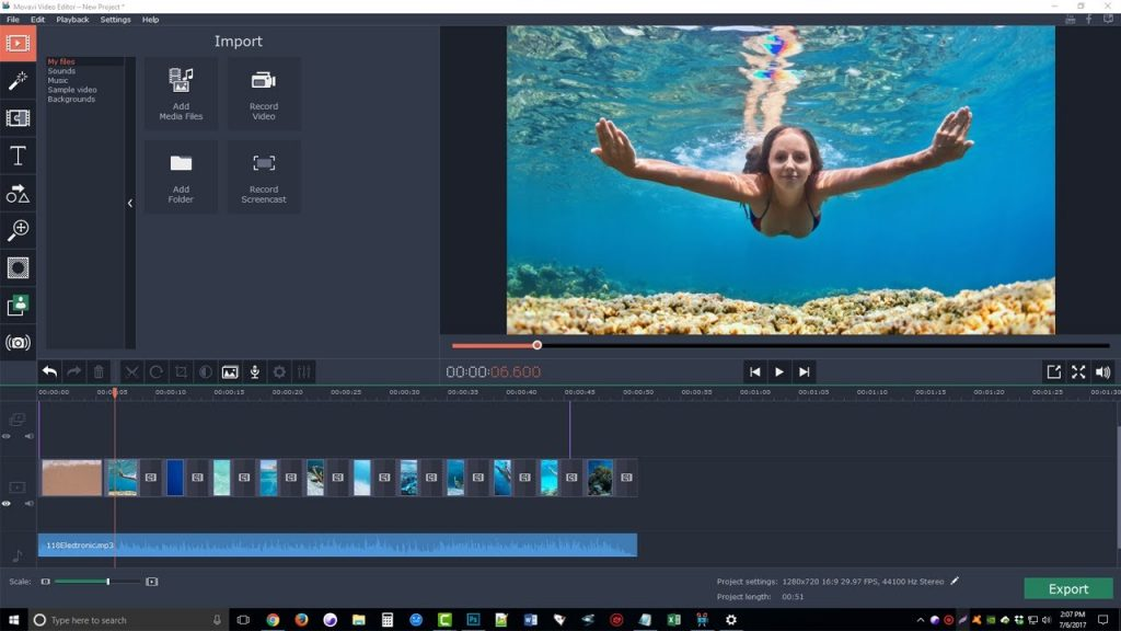Movavi Video Editor Crack with Activation key Full Latest