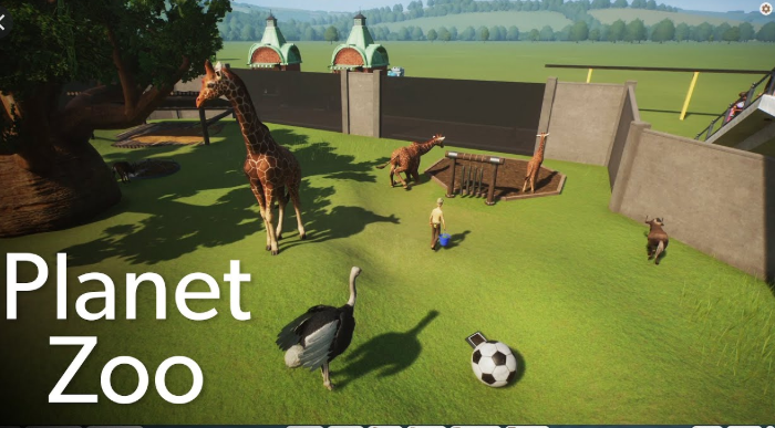 Planet Zoo Crack + PC Full Download Latest 2020