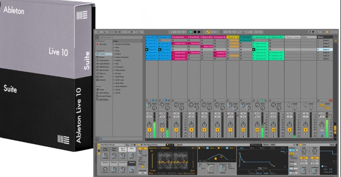 Ableton Live 10 Crack Suite (2020) Serial KEY Full Version (Windows)