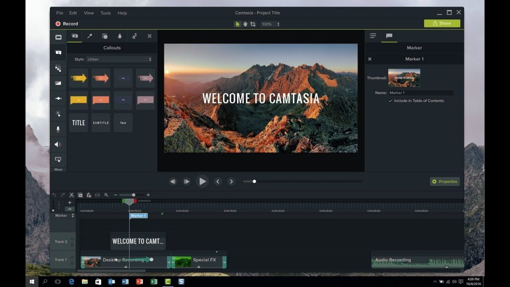 Camtasia Studio 2020.0.2 Crack Incl Serial Key (Torrent)