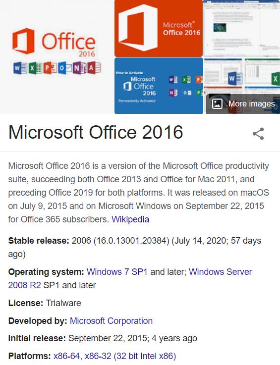Microsoft office for mac key