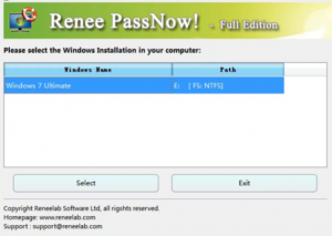 Renee Passnow 2021 Crack With Activation Key [Latest]