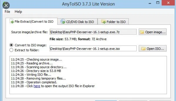 AnyToISO Crack With Registration Code Free Download