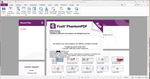 Foxit PhantomPDF 10.0.1.35811 Crack + Activation Key 2021
