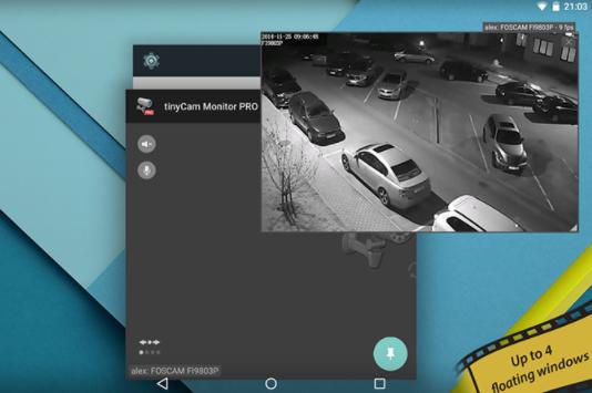TinyCam Monitor Pro 15.0.6 Crack + Apk 2021 [Full]