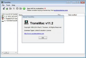 TransMac 12.9 Crack License Key [Torrent] Latest