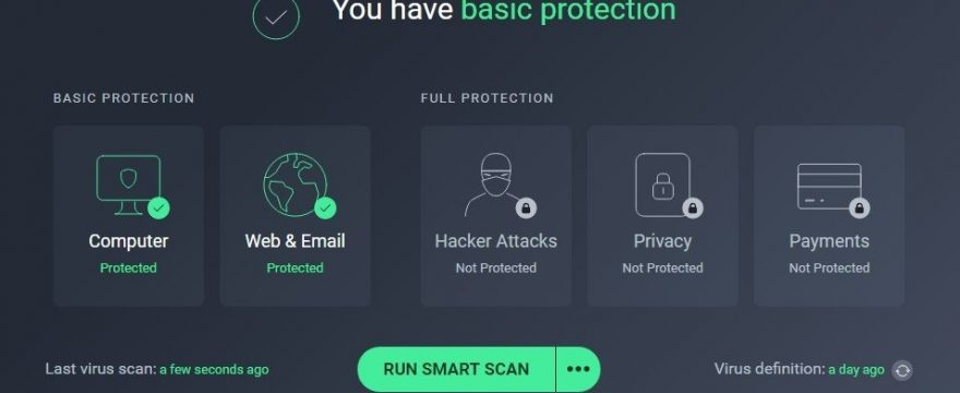 AVG Antivirus 2021 Crack + License Key [Premium + Full]