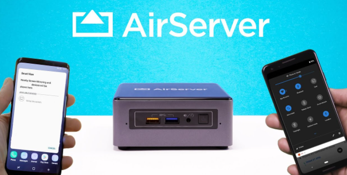 AirServer Crack v7.2.6 + Activation Code 2021 [Windows]