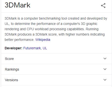 3DMark 2.16.7117 Crack + Activation KEY 2021 Free Download