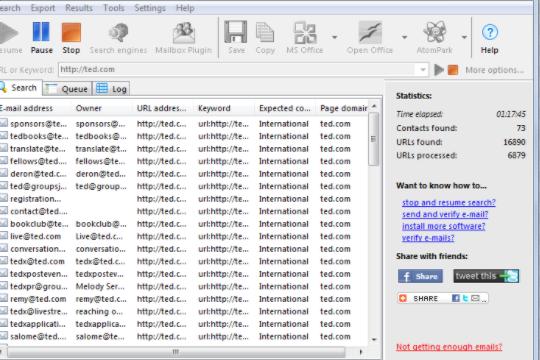 Atomic Email Hunter 15.15.0.460 Crack + Serial Key Full Working