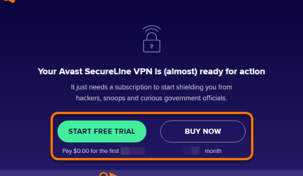 Avast SecureLine VPN V5.6.4 Crack with License Key Latest