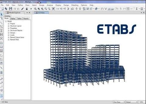 Etabs 19.0.2 Crack + Torrent (2021) Free Download