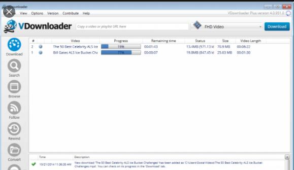 VDownloader 5.0.4113 Crack + Serial Key Free Download