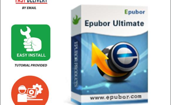 Epubor Ultimate Converter Crack v3.0.13.120 + Key [2021]