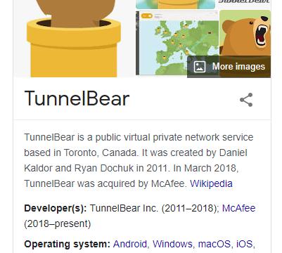 TunnelBear 4.4.2 Crack Plus Key Full Version [Premium]
