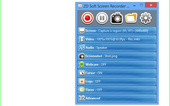 ZD Soft Screen Recorder Crack With License Code For Lifetime