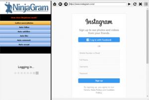 NinjaGram Crack + Keygen Free Download [Win + MAC]